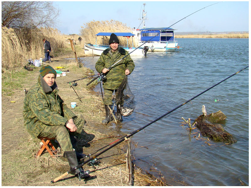 правила рыбалки на днестре