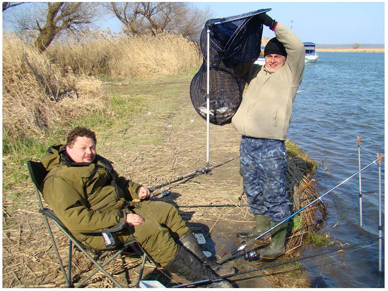 рыбалка в дельте днестр