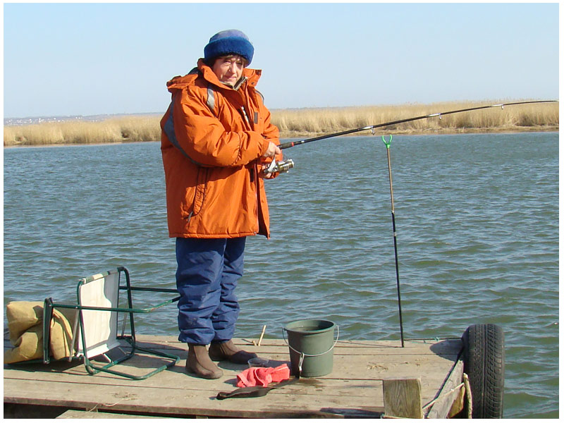 рыбака на днестре